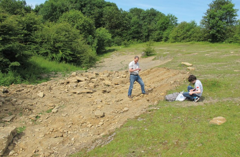 Salthill Quarry, Clitheroe: A resource revitalised