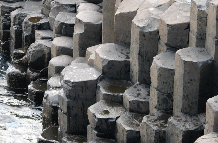 Giant's Causeway (Part 2): Other volcanic highlights
