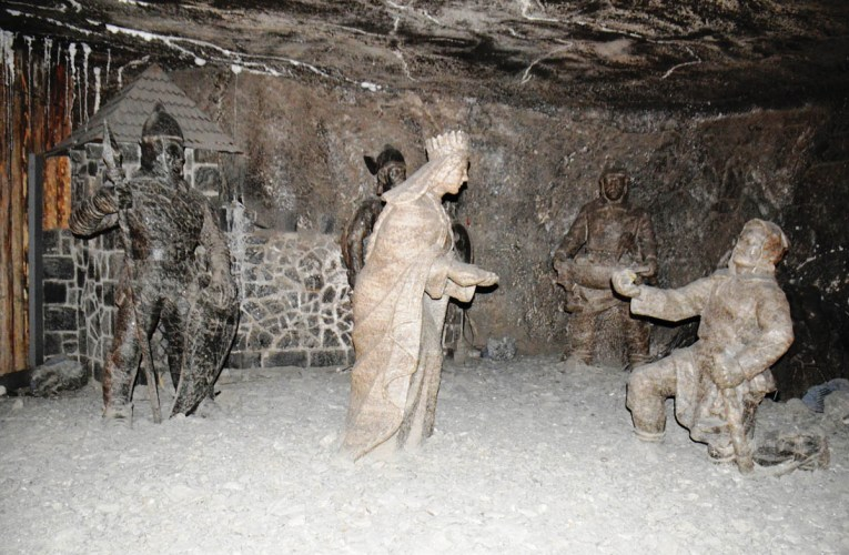 Wieliczka Salt Mine of Poland (Part 1)