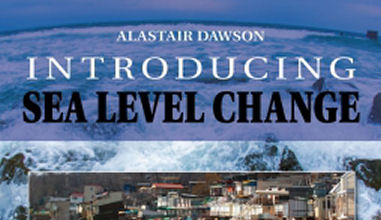 Book review: Introducing Sea Level Change, by Alastair Dawson