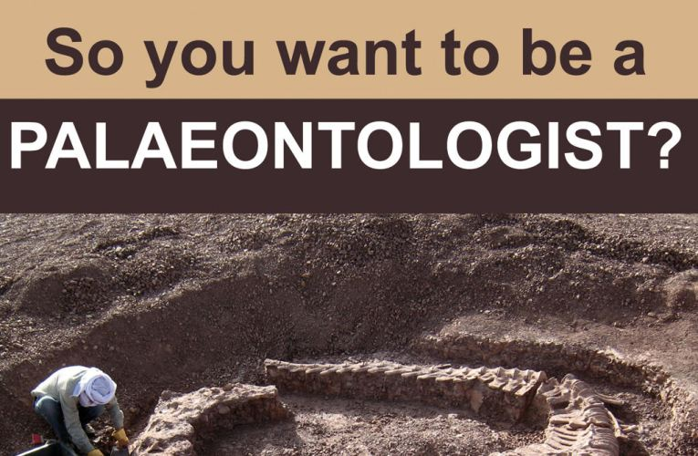 Book review: So you want to be a Palaeontologist? Practical advice for fossil enthusiasts of all ages, by Dr David Penney