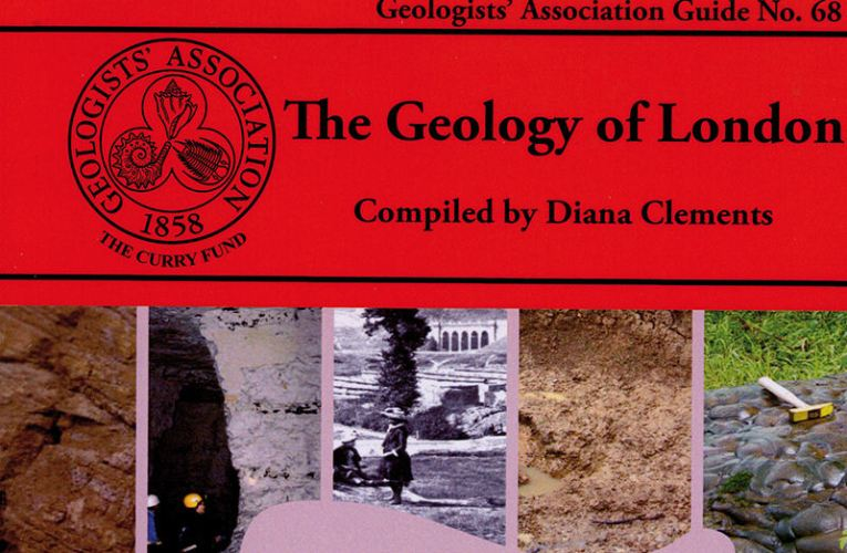 Book review: The Geology of London, compiled by Diana Clemens