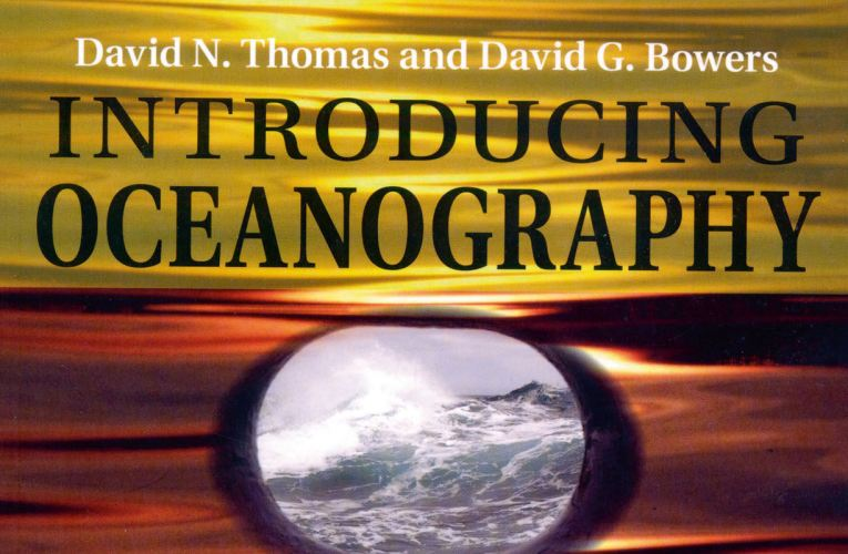 Book review: Introducing Meteorology: A Guide to Weather, by Jon Shonk; and Introducing Oceanography, by David Thomas and David Bowers