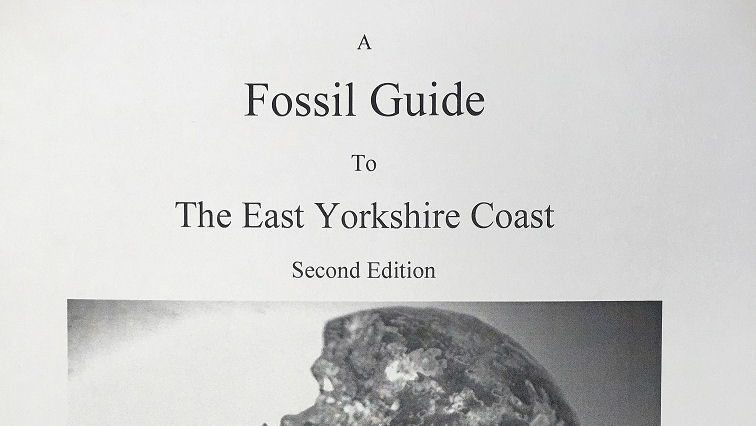 Book review: A Fossil Guide to The East Yorkshire Coast (2nd ed), by Samuel McKie