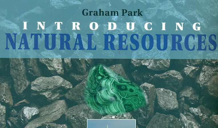 Book review: Introducing Natural Resources, by Graham Park