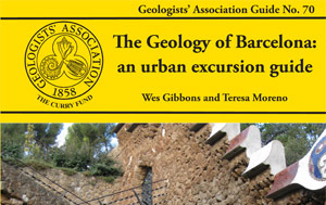 Book review: The Geology of Barcelona: An urban excursion guide (GA Guide No. 70), by Wes Gibbons and Teresa Moreno