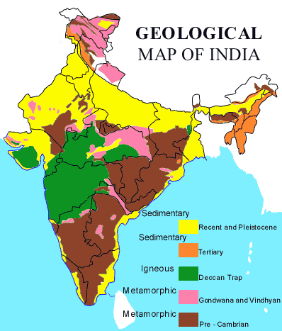 The Deccan Traps, India (Part 1): The story of its genesis