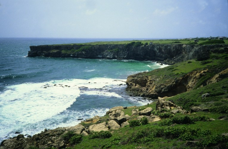 A field guide to Barbados (Part 2): The coastal geology of southeast Barbados