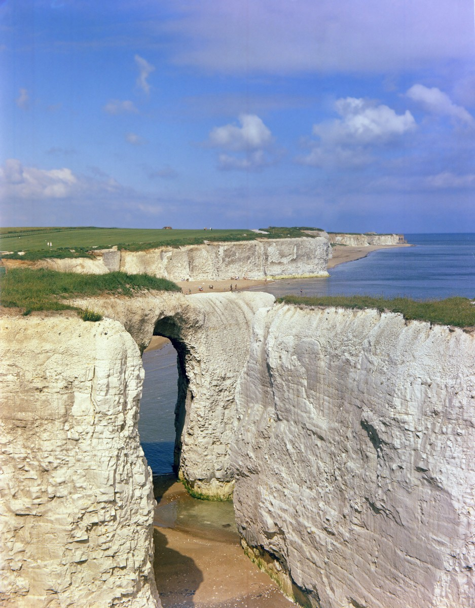 Thanet Anticline's shifting shorelines: <i>two millennia of change</i>