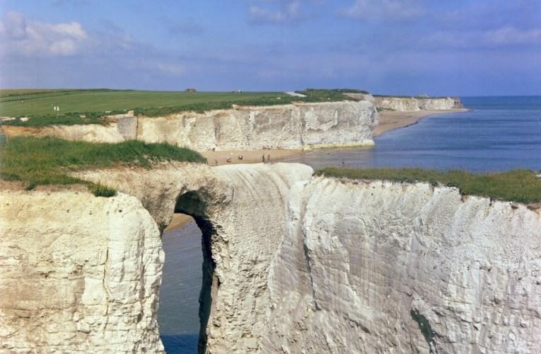 Thanet Anticline's shifting shorelines: two millennia of change