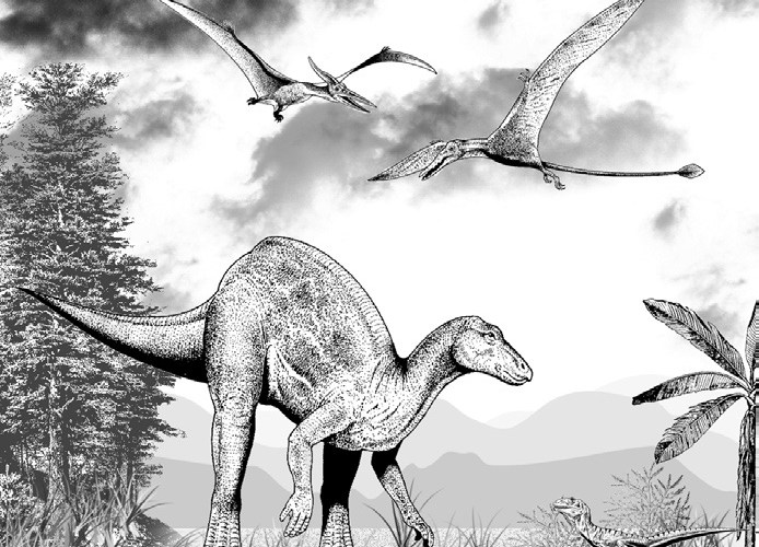 Hastings (Part 3): When Dinosaurs Roamed