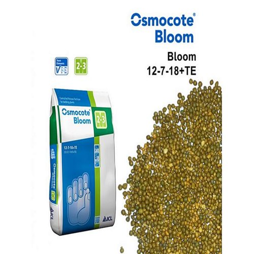 Osmocote ® Bloom 2-3 luni 12+7+18+TE
