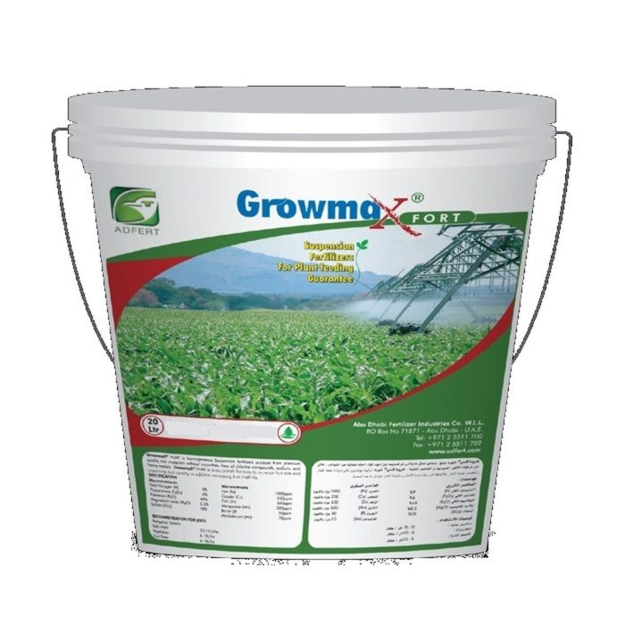 GROWMAX FORT 40-10-10+TE