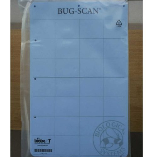 Bug-Scan albastre 25×40
