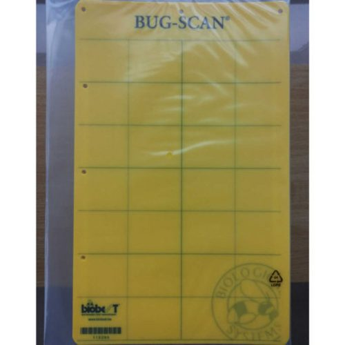 Bug-Scan galbene 25×40