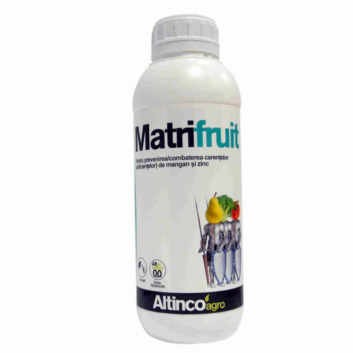 Matrifruit ingrasamant foliar