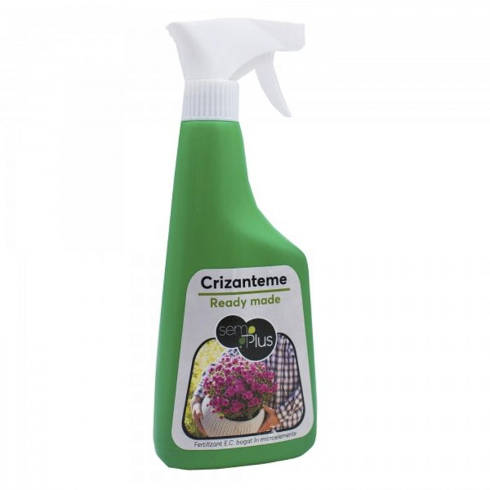 Ready Made Crizanteme ingrasamant flori foliar