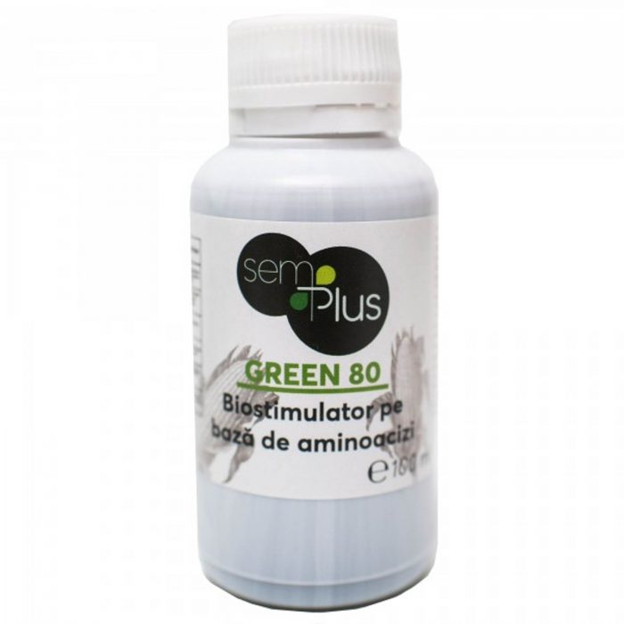 Green 80 biostimulatori
