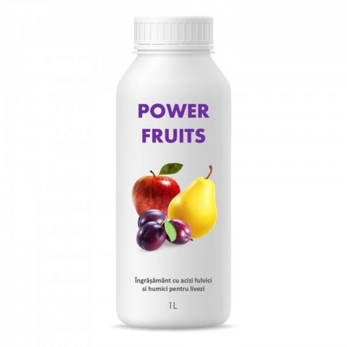 Power Fruits ingrasamant biosimulator livezi