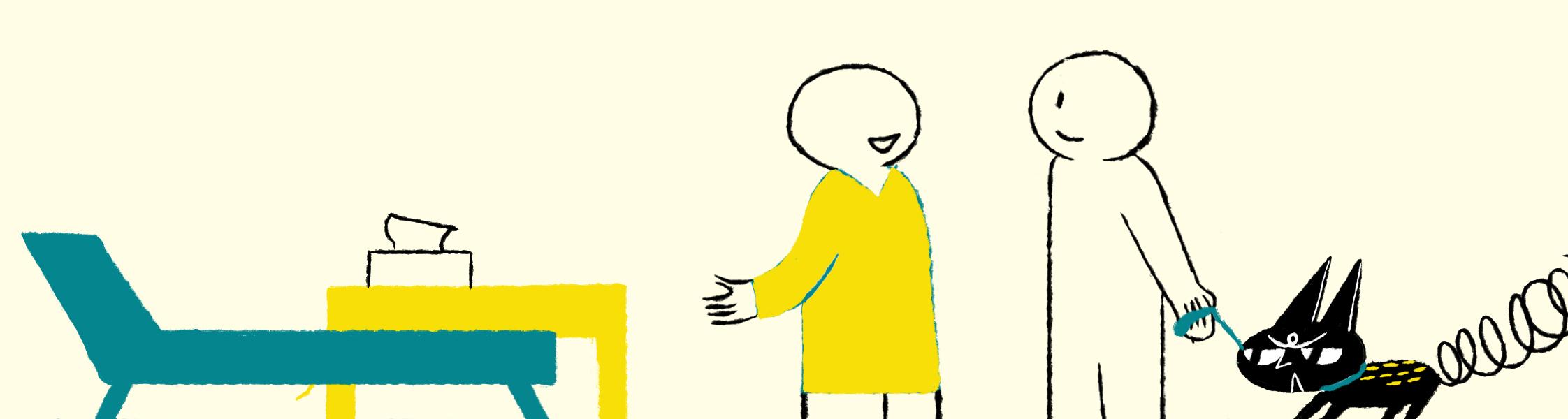 心理諮商機構 - 小鬱亂入