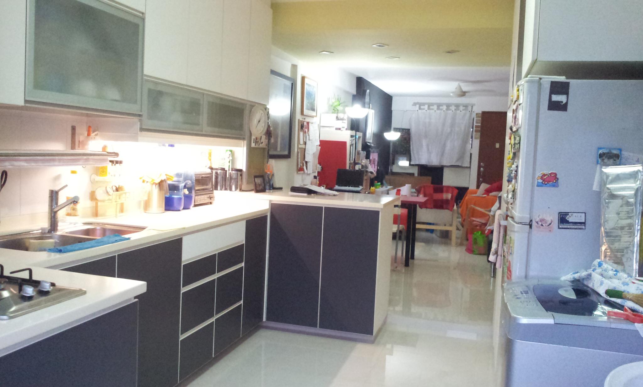 Singapore Aljunied Crescent 3 Room HDB Flat for Rent