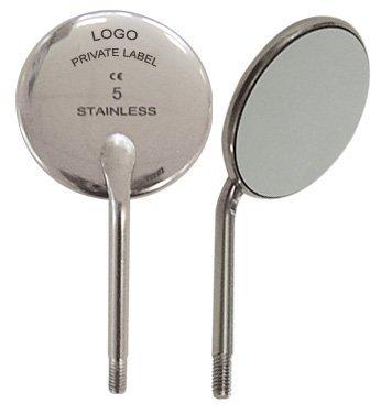 Repuestos de espejos Nro 5 12 unidades
