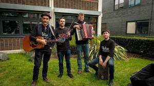 The Black Smock Band