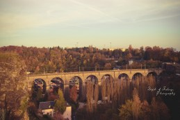 The Passerelle (also known as Vieux Pont - Old Bridge)