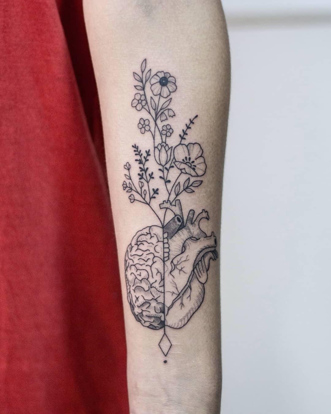 Con Ganas De Un Tatuaje 11 Tatuadores En Santiago Que Te Harán Caer