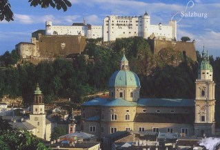 Elaine went to Salzburg, Austria.