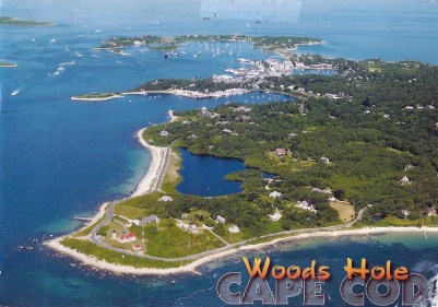 Jennie went to Woods Hole, Massachusetts.