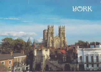 Koner went to York, England.