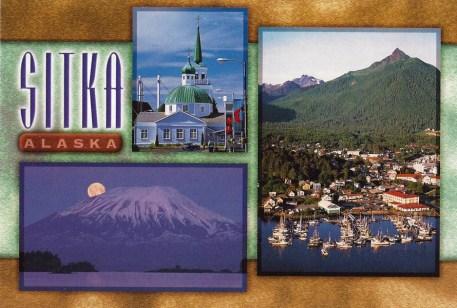 Philip went to Sitka, Alaska.