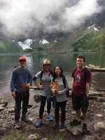 Lake 22: First Group Hike