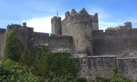 El castillo de Cahir