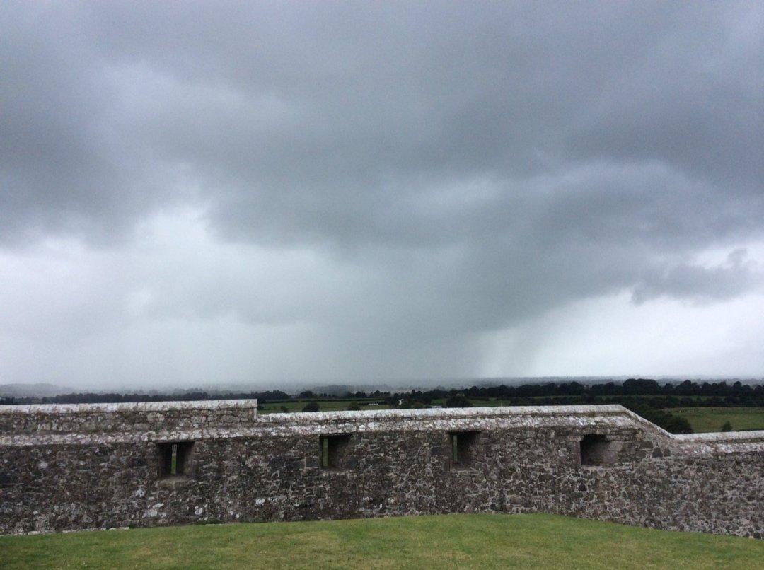 Lluvia en Cashel