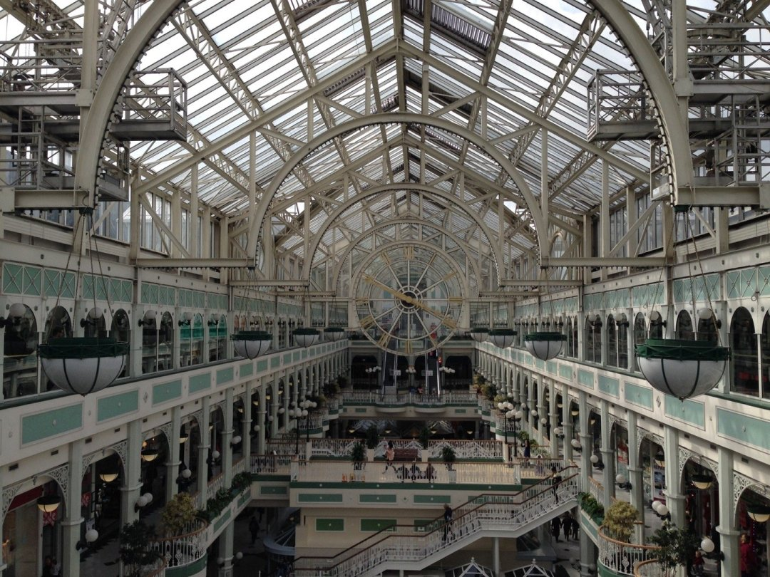Stephen's Green Shopping Centre