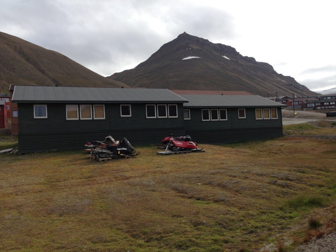 Casas de Longyearbyen