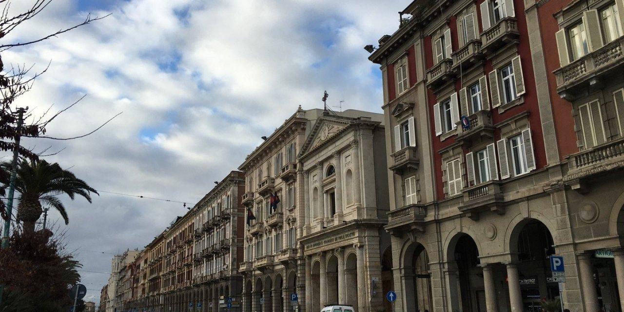 Un paseo por Cagliari