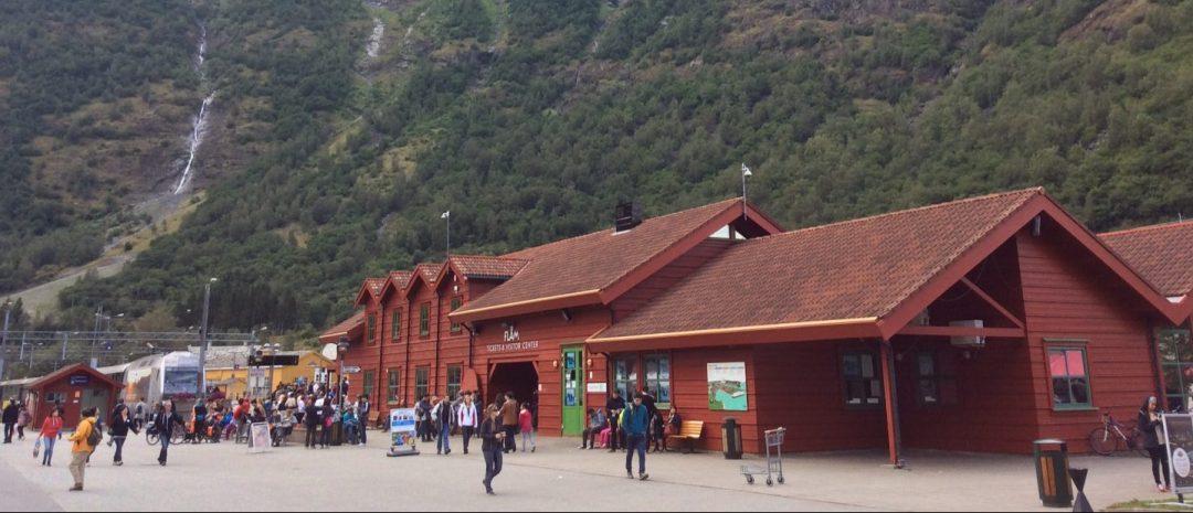 Estación de Flåm