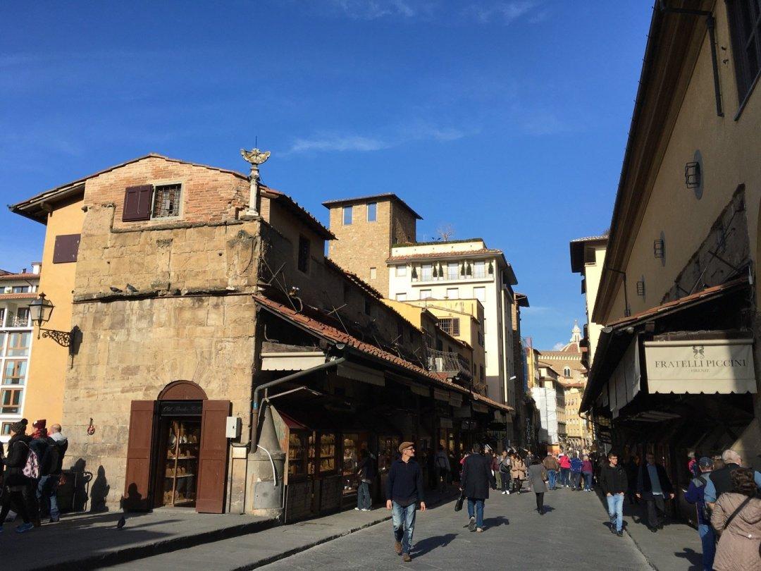 El Puente Viejo.
