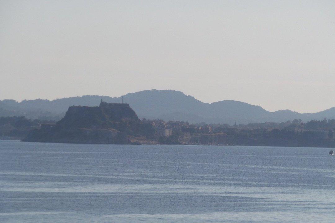 Fortaleza Vieja de Corfú