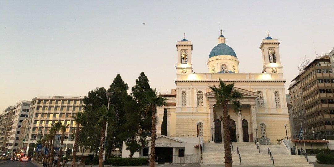 Iglesia deAgios Nikolaos