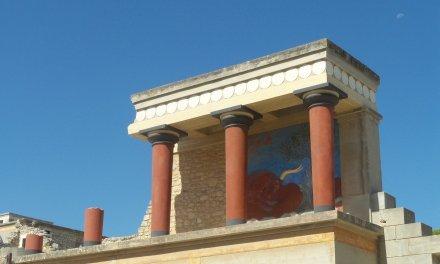 El palacio de Cnosos