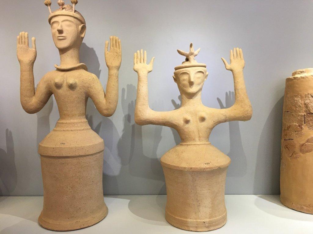Diosas de las Amapolas