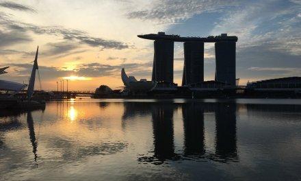 Un paseo hasta el barrio chino de Singapur