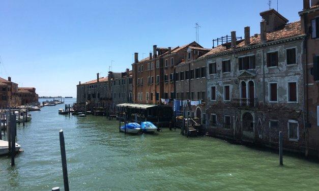 Giudecca, otra forma de ver Venecia