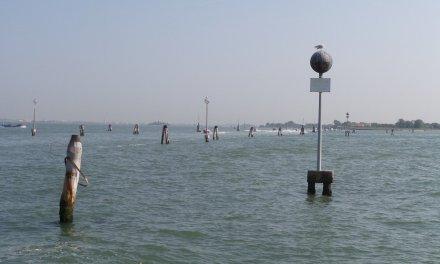 Una excursión por la laguna veneciana