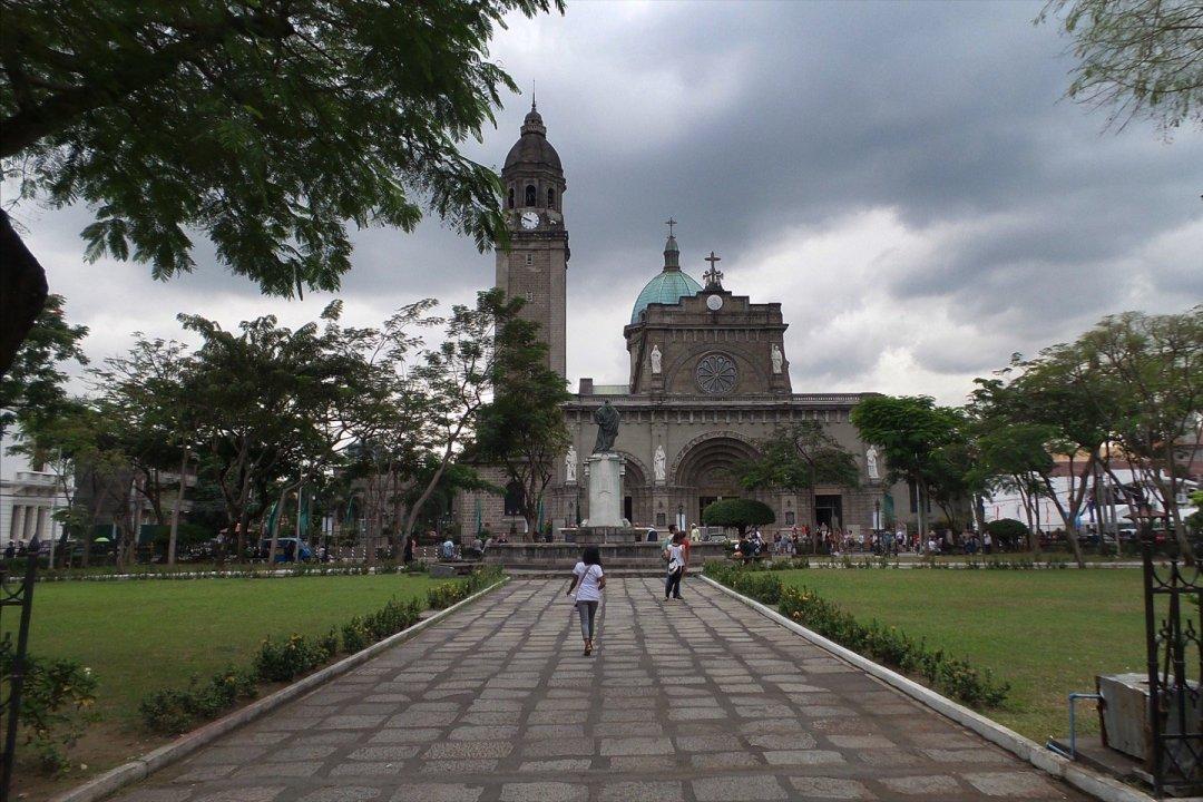 Catedral de Manila