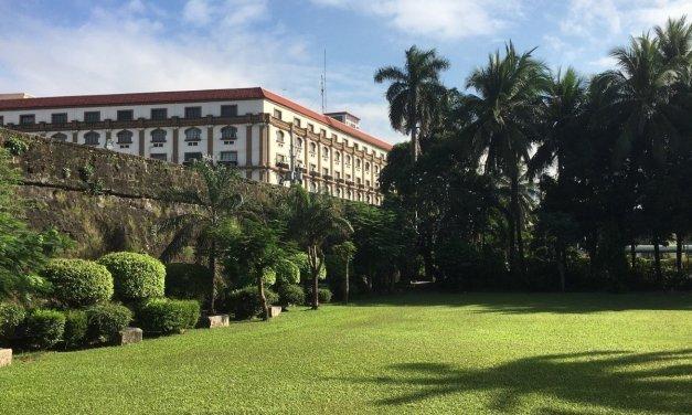Un paseo por Manila
